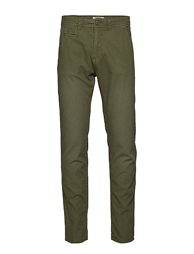 Pants - DUSTY GREEN