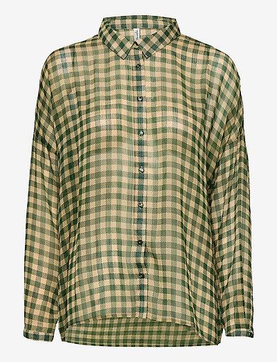 BSMUNTHA L SH - langærmede skjorter - printed