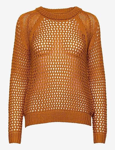 BSPAX L PU - trøjer - sudan brown