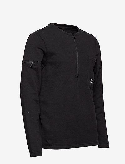 Blend Sweatshirt- Bluzy Black