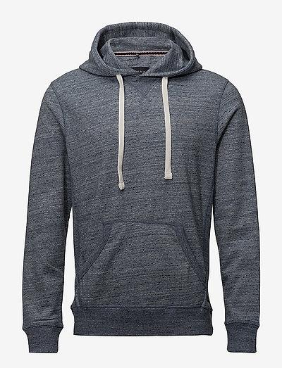 BHNAP sweatshirt NOOS - hættetrøjer - dark navy blue