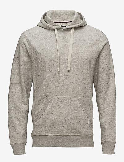 BHNAP sweatshirt NOOS - hættetrøjer - stone mix