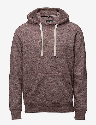 BHNAP sweatshirt NOOS - hættetrøjer - wine red