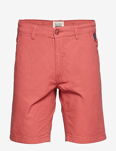 Shorts - chinos shorts - mineral red