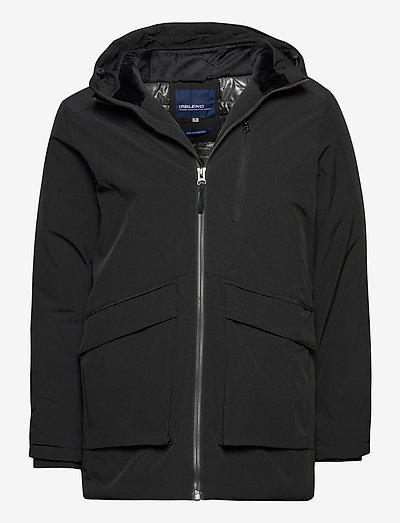Outerwear - parkas - black