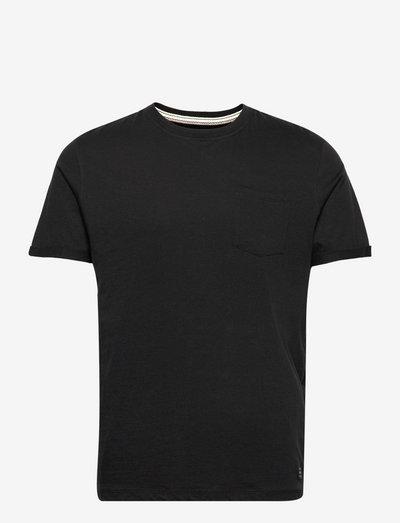 BHNASIR - Organic Tee - basic t-shirts - black