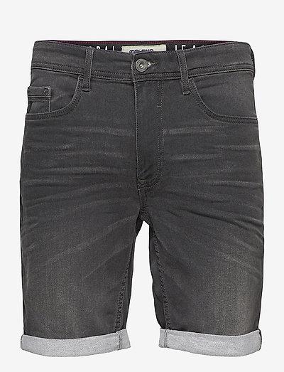 Denim Jogg shorts - denim shorts - denim grey