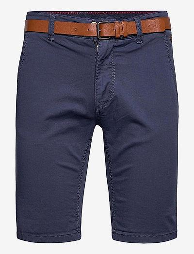 Shorts - chinos shorts - dress blues