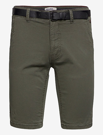 Shorts - chinos shorts - forest night