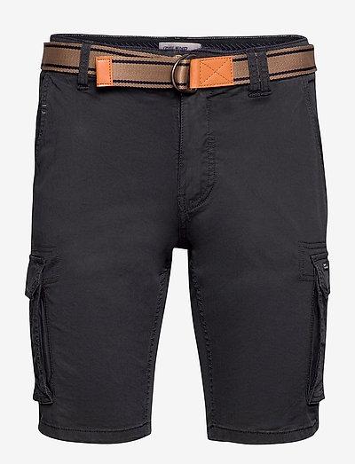 Shorts - cargo shorts - black