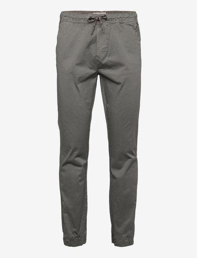 BHNIMBU pants - casual - granite