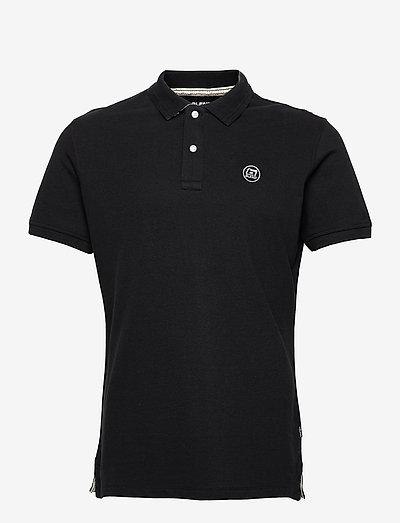 Poloshirt - poloshirts - black