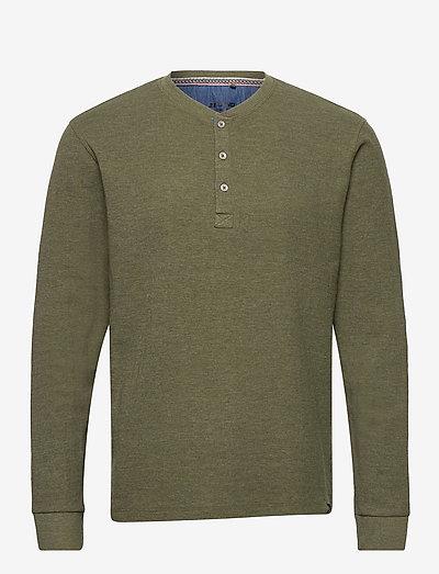 BHNOBLE Tee NOOS - basic t-shirts - dusty olive