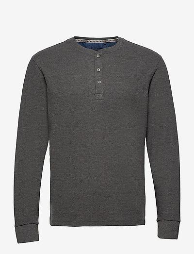 BHNOBLE Tee NOOS - basic t-shirts - pewter mix