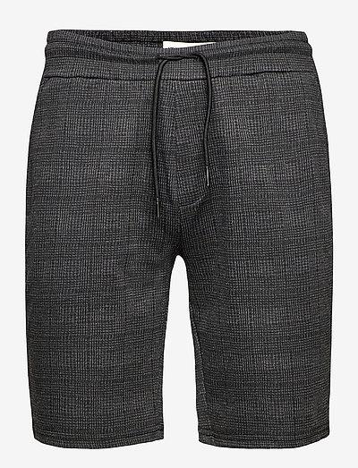 Sweat shorts - casual shorts - black