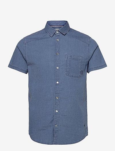 Shirt - basic skjorter - denim middle blue