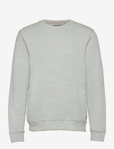 Sweatshirt - overdele - pastel turquoise