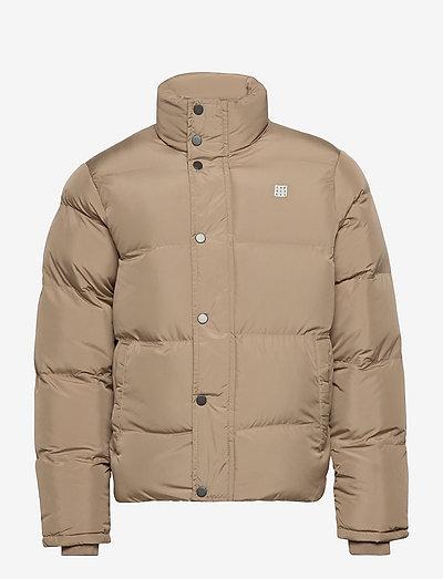 Outerwear - forede jakker - lead gray