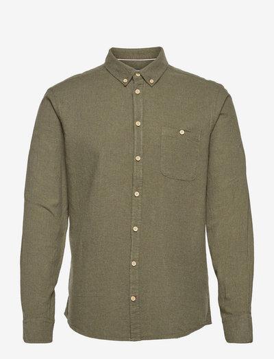 Shirt - chemises décontractées - winter moss