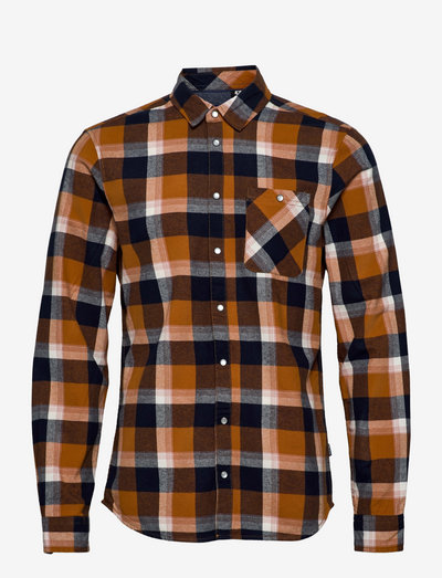 Shirt - ternede skjorter - glazed ginger