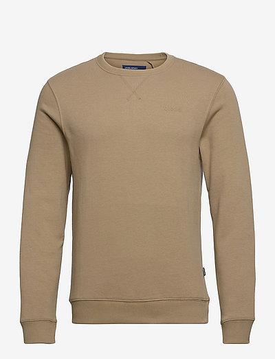 BHNEYLAN Sweatshirt - overdele - lead gray