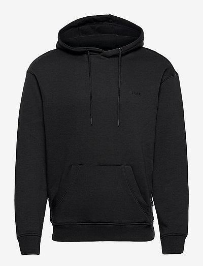 DowntonBH Hood sweatshirt - hættetrøjer - black