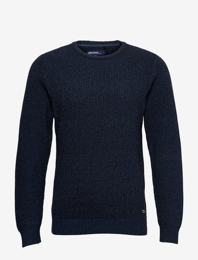 Pullover - pulls col rond - black