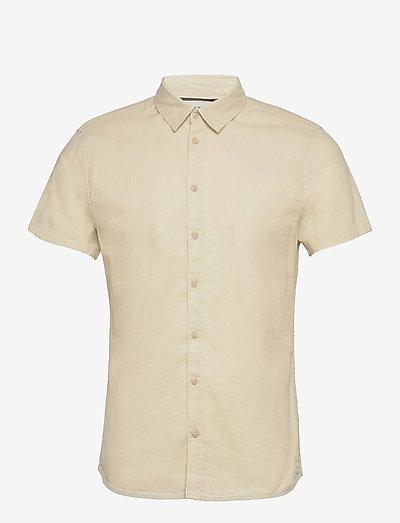 Shirt - basic skjorter - oyster gray