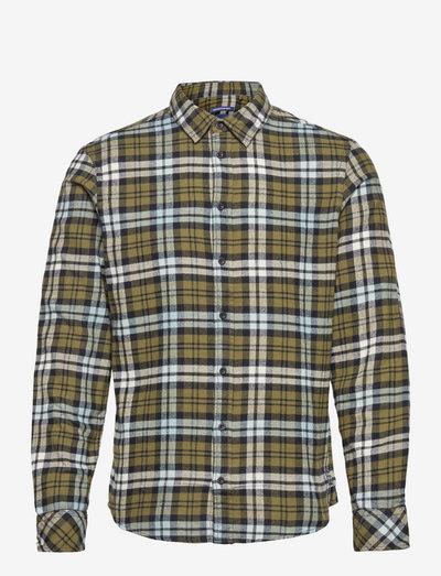 Shirt - ternede skjorter - winter moss