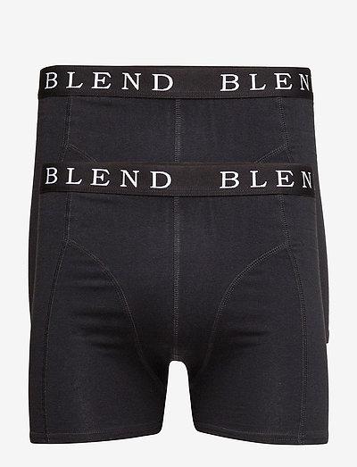 BHNED Underwear 2-pack NOOS - trunks - black