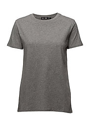 T-SHIRT 126 - GREY MELANGE