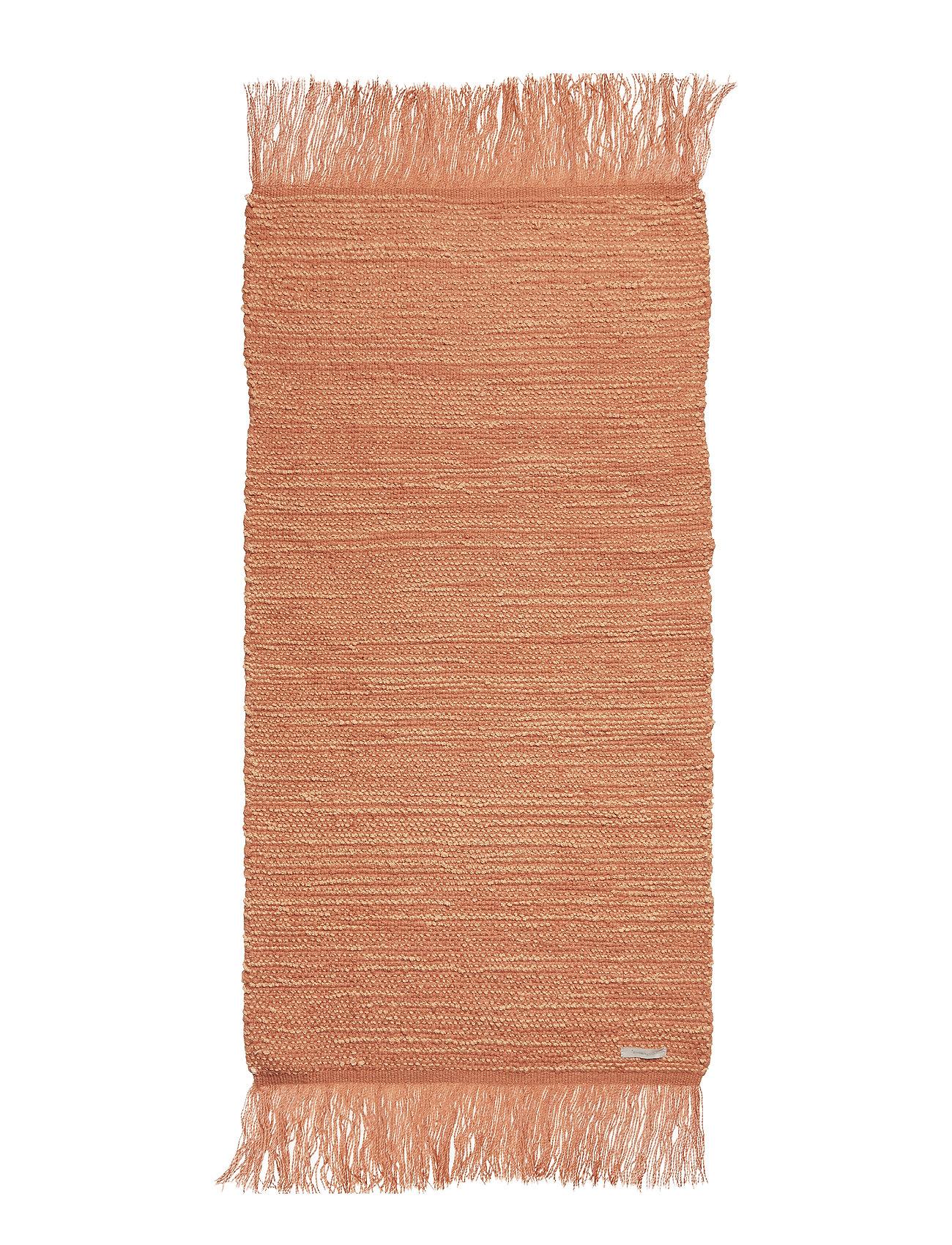 Bloomingville Rug, Orange, Wool - ORANGE