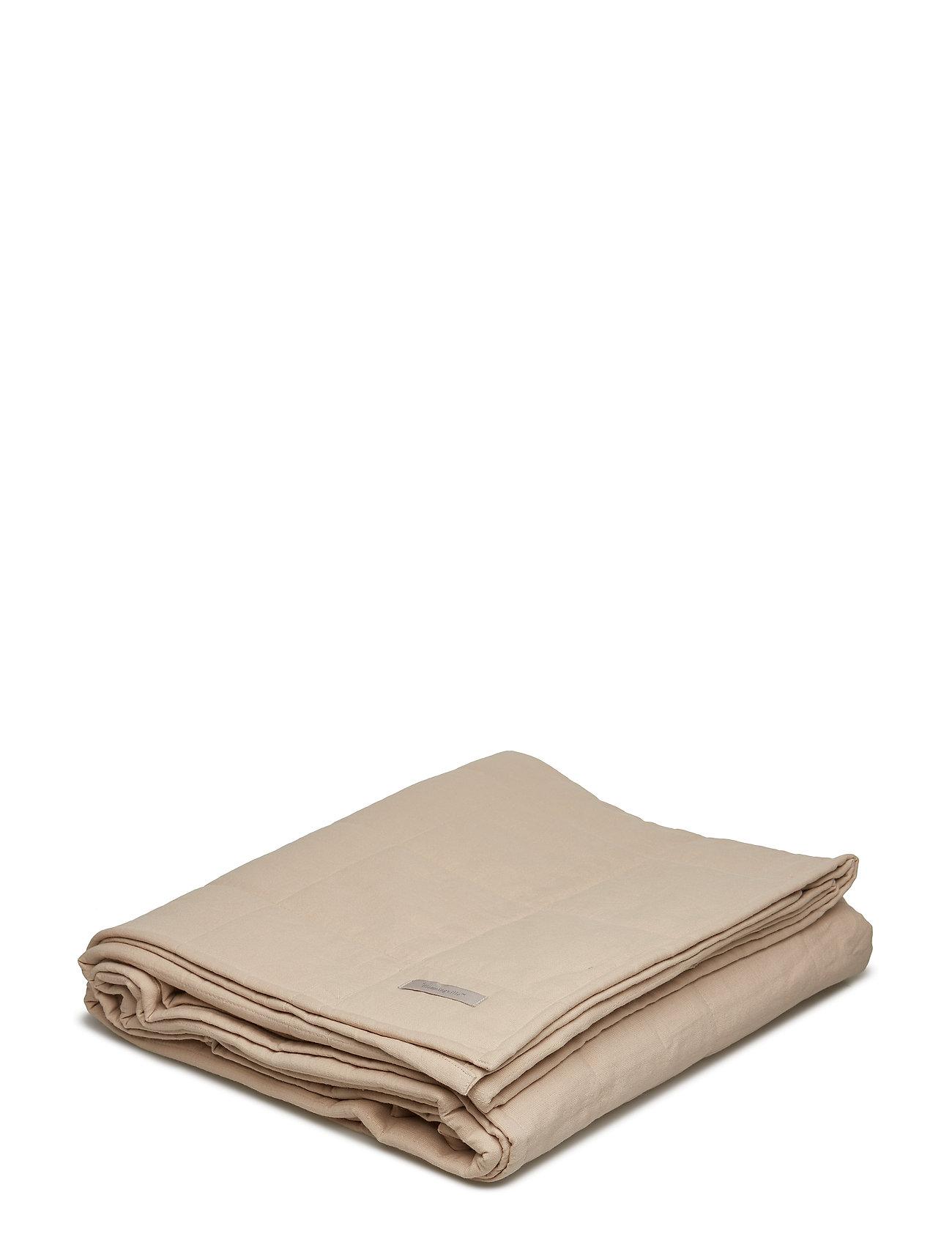 Bloomingville Honesty Bedspread, grå, Cotton Sovrum