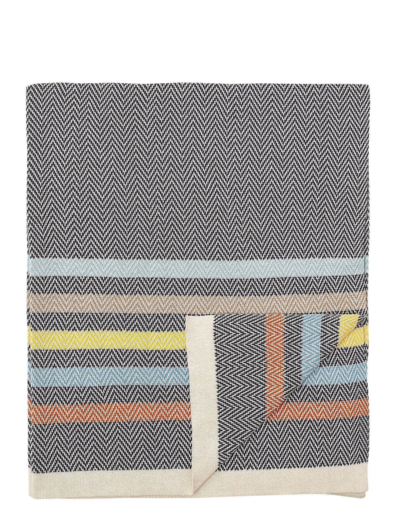Bloomingville Throw - MULTI-COLOR