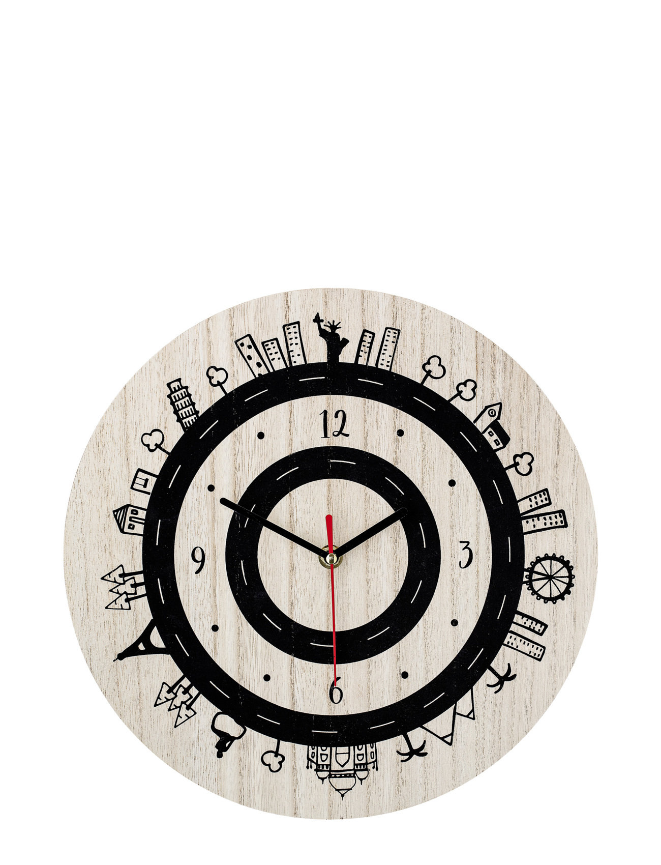 Bloomingville clock - MULTI