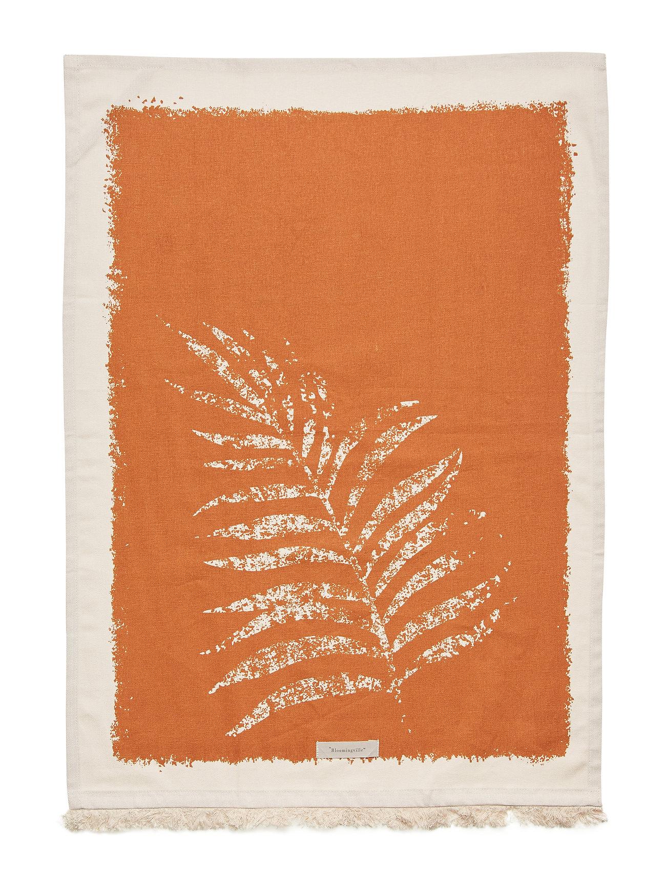 Bloomingville kitchen towel - MULTI