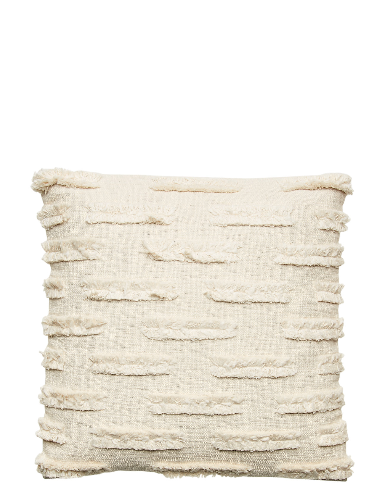 Bloomingville cushion - WHITE