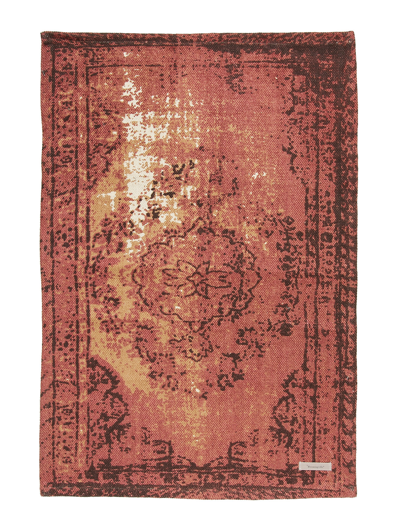 Bloomingville rug - RED
