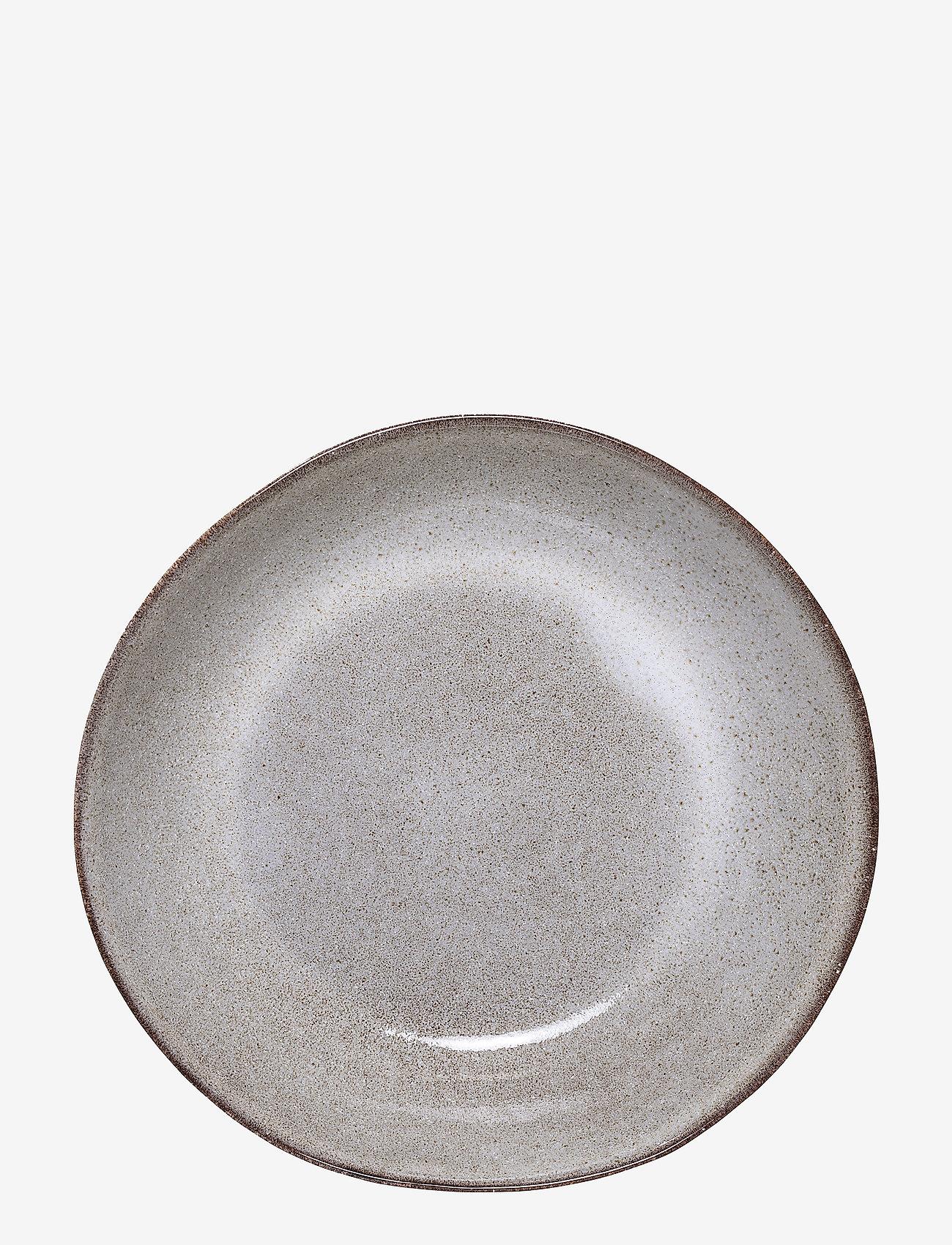 Bloomingville - Sandrine Bowl - salaattikulhot - grey - 0