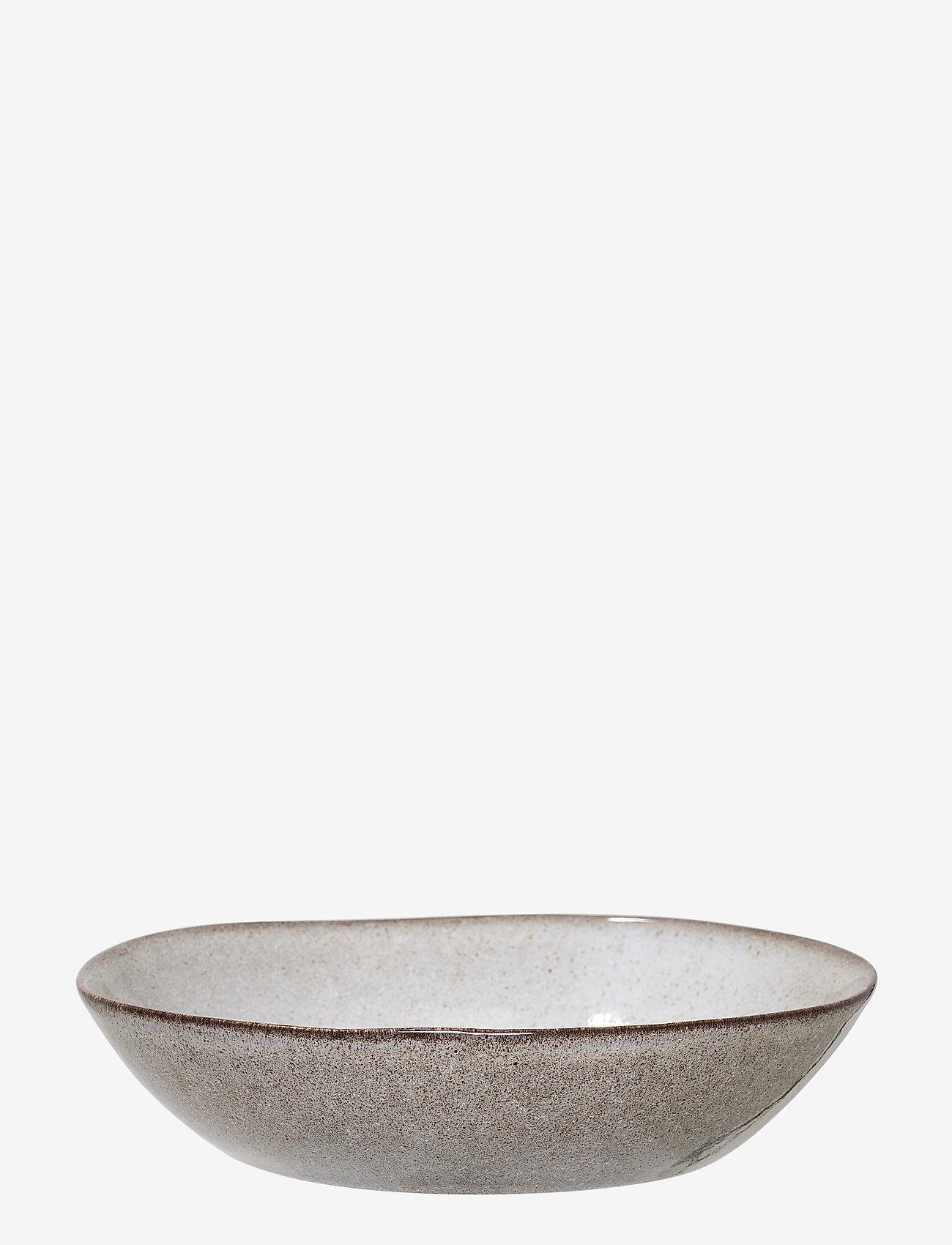 Bloomingville - Sandrine Bowl - salaattikulhot - grey - 1