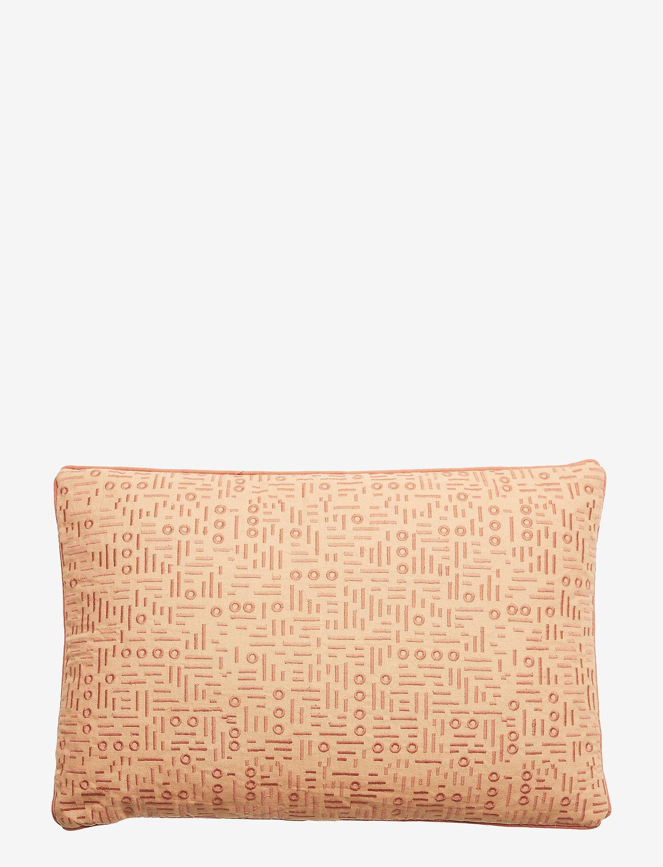 Bloomingville - Cushion, Orange, Cotton - home decor - orange