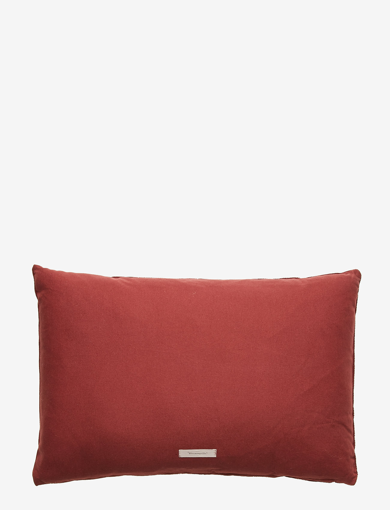 Bloomingville - cushion - coussins - red - 1