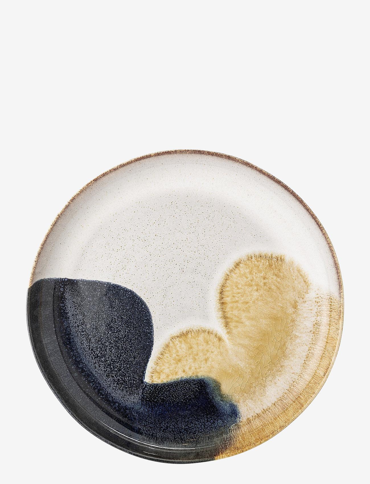 Bloomingville - Jules Serving Plate - serveringsfat - multi-color - 0