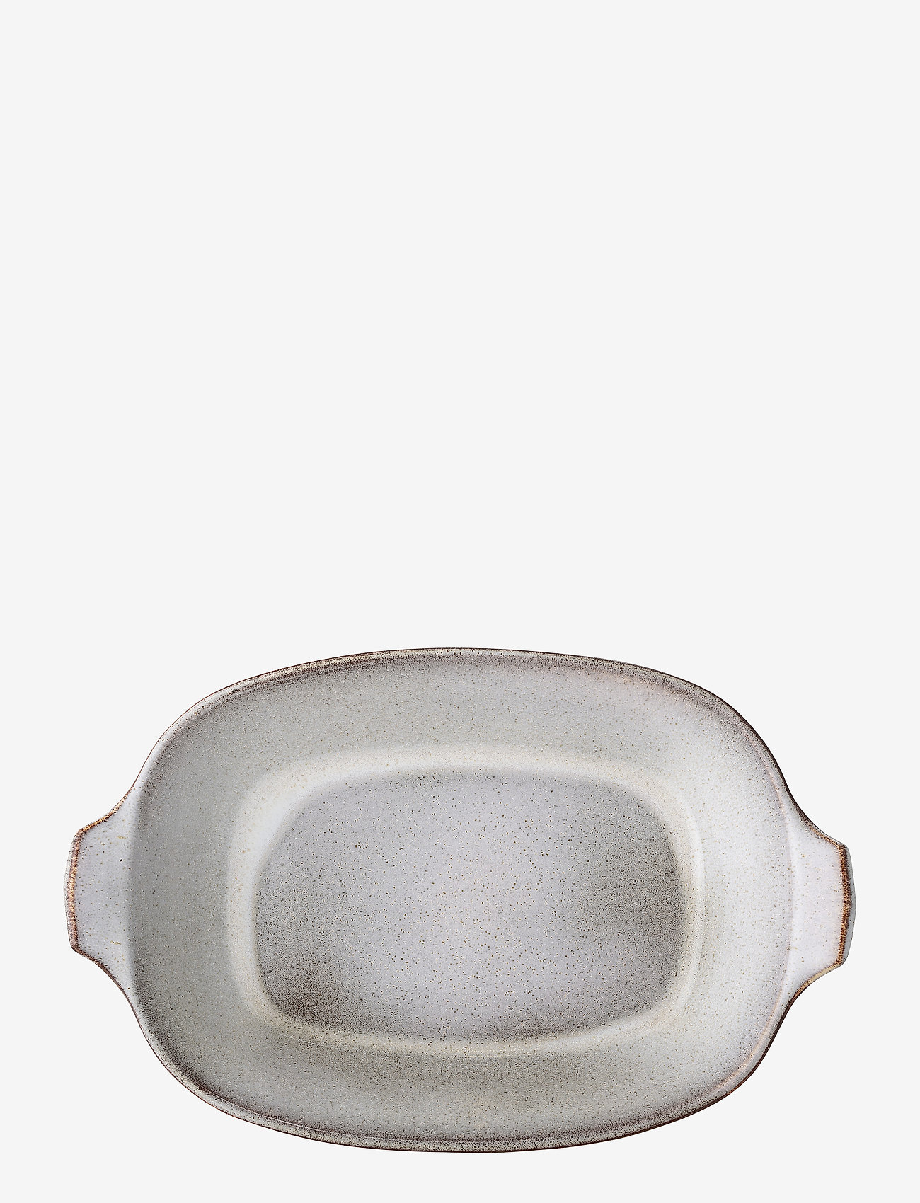 Bloomingville - Sandrine Serving Bowl - tarjoilukulhot - grey - 1