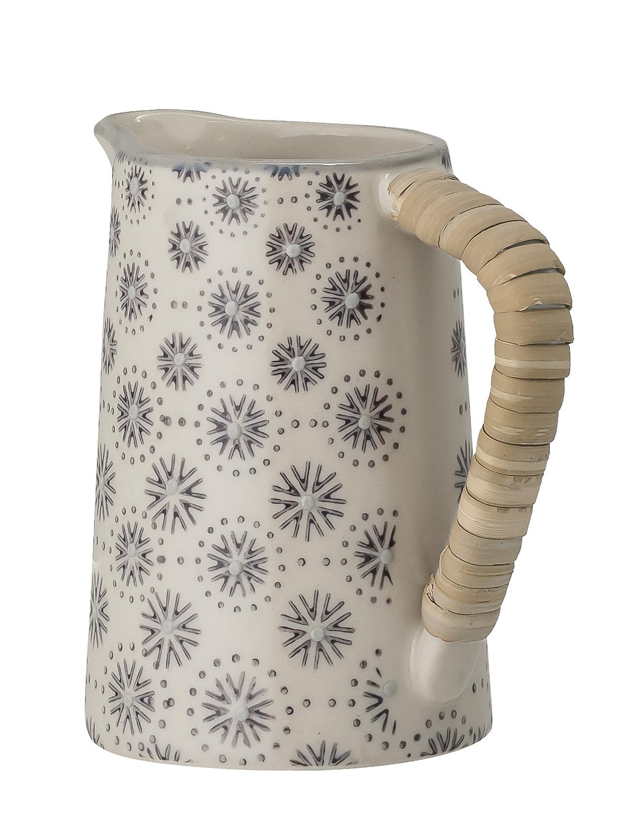 Bloomingville - Elsa Milk Jug - maitokannut - grey - 1