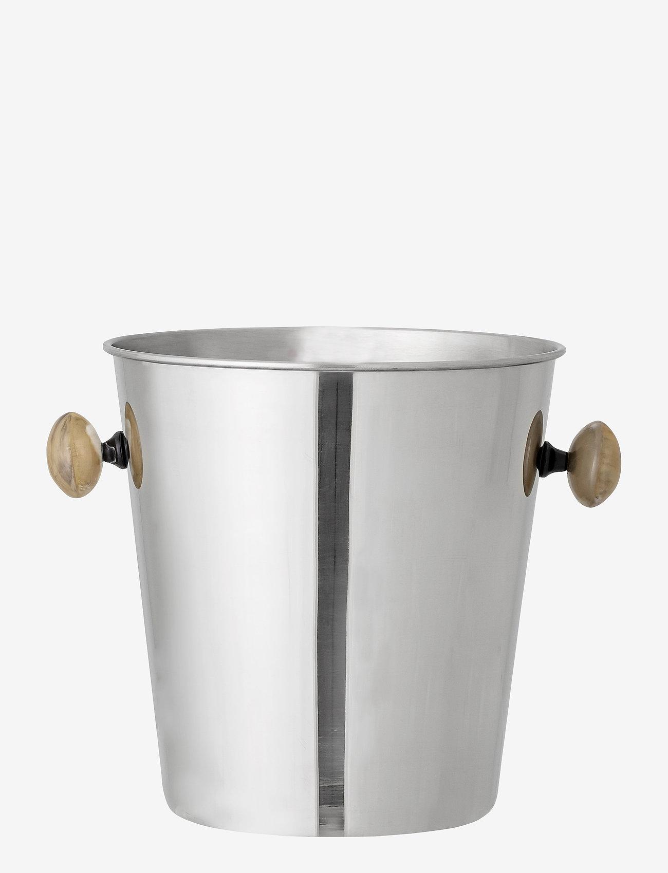 Bloomingville - Cocktail Wine Cooler - vin & champagnekjølere - silver - 0