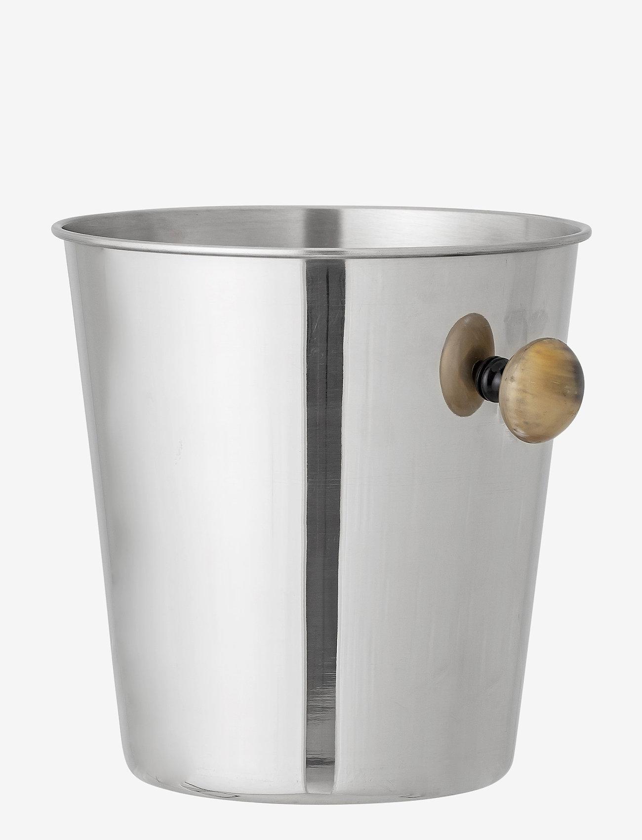 Bloomingville - Cocktail Wine Cooler - vin & champagnekjølere - silver - 1