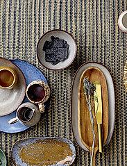 Bloomingville - Sandrine Serving Plate - tarjoiluastiat ja -lautaset - grey - 2