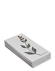 Napkin, White, Paper - WHITE