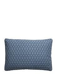 Cushion, Blue, Cotton - BLUE